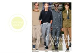 Fashion Men Spring/Summer 2015 #spring #summer #2015 #men #fashion #shoes #accessories #Ports1961 #DKNY #Valentino #Berluti