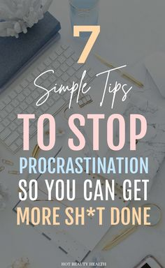 I'm here to tell you that you don't have to be held captive to your procrastination anymore. Read these tried and tested ways here! Moms Best Friend, You At Work, Life Run, How To Stop Procrastinating, Useful Life Hacks, The Way You Are, Do It Yourself Projects, How To Get, How To Plan