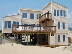 Sea Oats is a Oceanfront Sandbridge rental with 5 bedrooms and 2+½ bathrooms. Find amenities, availability and more regarding this Siebert Realty rental property here.