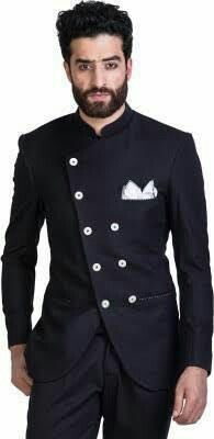 Find and discover latest Mr Button Suits And Blazers from wide range of collection in India. Shop online for Mr Button Suits And Blazers by checking lowest prices and offers from all online retailers at priceiq Wedding Dress Men, Wedding Suits, Mens Ethnic Wear, Indian Groom Wear, Achkan, Western Suits, Indian Men Fashion, Designer Suits For Men, Casual Blazer