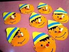 Προσχολική Παρεούλα : Ψέματα ή αλήθεια ;;;; Τι μπέρδεμα κι αυτό ... Art For Kids, Crafts For Kids, Arts And Crafts, October Crafts, Preschool Education, Camping Activities, Fairy Tales, Birthday, Blog