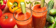 Ovocné a zeleninové smoothies - rychlé recepty