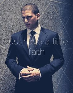 Wentworth Miller (Captain cold)
