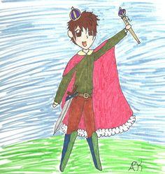 Prince by AnimePandaKawaii