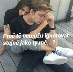 To by mě taky zajímalo.a nemyslím, že to platí jen pro jednoho člověka Lovers Quotes, Urban Dictionary, Sad Love, Wallpaper Quotes, Motto, Quotations, Jokes, Hair Beauty, Thoughts