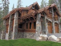 Exterior Architecture - Glacier Stone Supply