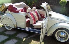 VW Fusca 75: Julho 2012