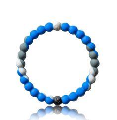 "Lokai Bracelet for a balanced life SHARK Colors ""FREE SHIPPING """