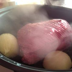 Recipe Silverside in the Varoma by Tanya Brennan - Consultant - Recipe of category Main dishes - meat