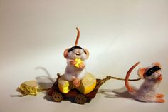 The Fairy Circle - My ooak : La banda Topotti!