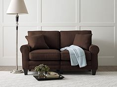 "Serta® RTA Copenhagen Collection 61"" Loveseat in Rye Brow... https://www.amazon.com/dp/B00EUU5JI4/ref=cm_sw_r_pi_dp_GhnJxbY4Q0XTB"