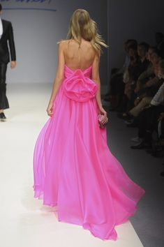 ~ Enrico Coveri Spring 2011 <3 the pink ~