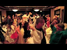 Vigliano Wedding Harlem Shake at Maggiano's Little Italy, Jacksonville, FL