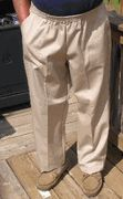 Elastic Waist Pull On Pants $27 no fly or zip