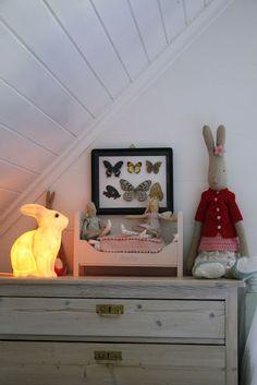 Lampe Veilleuse lapin, Maileg rabbit