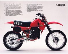 Honda #motocross #motocrosshistory #80smoto #cr125 via ✨ @padgram ✨(http://dl.padgram.com)
