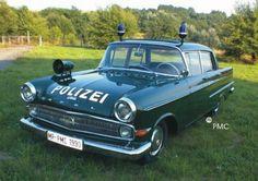 Opel Kapitän, Germany.