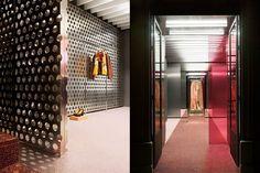 ACNE store by Jonny Johansson & Andreas Fornell, Paris – France » Retail Design Blog
