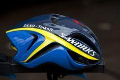 Spotted: Specialized Evade aero road helmet | VeloNews.com
