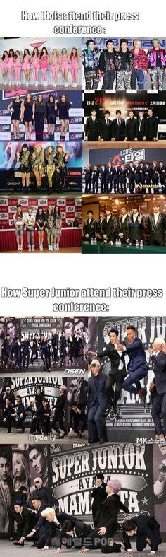 Pressconference :'D #Leeteuk #Donghae #Yesung #Shindong #Kangin #Eunhyuk #Kyuhyun #Ryeowook #Siwon #Heechul #Sungmin #SUJU #SJ