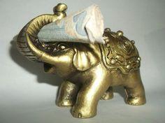 Los elefantes atraen la buena suerte, larga vida, sabiduría y ayudan a alejar las envidias...