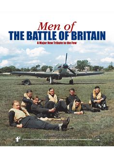 Long awaited title Men of the Battle of Britain is now available in hardback, kindle and epub