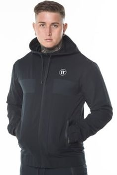 Shell Full Zip Jacket - Anthracite