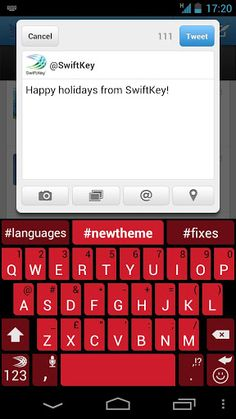 SwiftKey 3 Keyboard apk