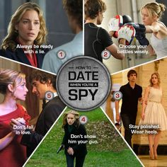 Covert Affairs Augie and Annie