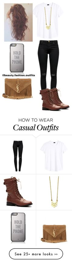 """Casual Outfit."" by skylight9 on Polyvore"