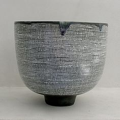 "RUPERT SPIRA, DEEP BOWL: ""incised."" man, why isn't that word used more often?"