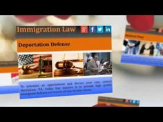 HarrisLaw, P.A. is reputed and affordable Immigration Law Firm located in Miami, Florida. It is our goal to not only advise you on which Immigration option is best for your case, but to educate you and keep you informed of the complex and constant changes that are emerging. For further information about our Immigration services visit: http://www.harrislawpa.com