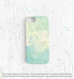 Watercolor iPhone 4 case - illustration iPhone 4s case ombre iPhone 5 case designer water sea beach pastel - twinkle with watercolor (c165) on Etsy, $21.60 CAD