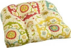 Brentwood 5361 Kaeden 20 by 20-Inch Outdoor Replacement Chair Cushion: Home & Kitchen
