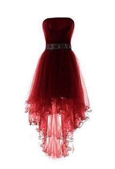 YiYaDawn Womens High-low Homecoming Dress Short Evening... http://ift.tt/2D0UFnu