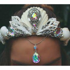 chelseasflowercrowns | Mermaid crowns