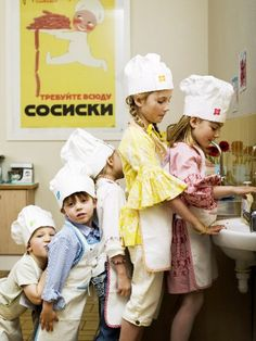 tips for the mini master chef
