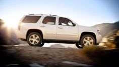 2013 Chevy Tahoe Exterior Photos | Mid-Size SUV | Chevrolet