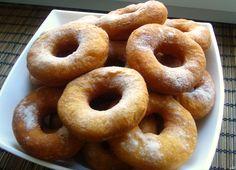 Пончики, рецепт классический, пошаговый рецепт с фото