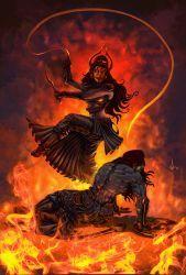 Odayan 03 cover by simoquin on DeviantArt Kali Shiva, Kali Mata, Shiva Shakti, Rudra Shiva, Durga Maa, Kali Goddess, Mother Goddess, Deviantart, Shivaji Maharaj Hd Wallpaper