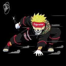 Image result for black naruto nike Photography