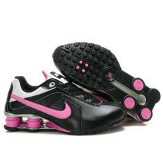 0552ad7ebb5b Nike Shox R4 301-M Black Pink White Women Shoes  79.59 Nike Air Jordan 8