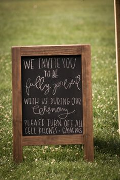 More about this unplugged ceremony at http://somethingnewentertainment.com/style-profile-ben-and-samantha-get-hitched-part-2-the-ceremony/