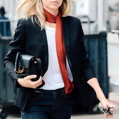 5 jeitos de deixar o look casual mais refinado - Moda it