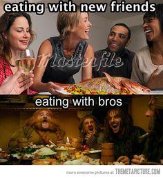 Bahaha! Pretty true