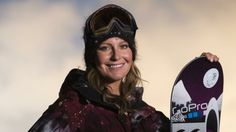 Jamie Anderson has dominated snowboard slopestyle, having appeared at the top of the podium 47 times since Of the many medals Anderson. Nbc Olympics, Jamie Anderson, Winter Olympics 2014, Snowboarding Women, Olympic Games, Free Spirit, Riding Helmets, Athlete