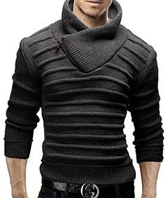 Best Knitting Jacket For Men Menswear Ideas Day Date Outfits, Cool Outfits, Mode Alternative, Mens Fashion Wear, Future Clothes, Herren Outfit, Men Dress, Winter Fashion, Men Sweater