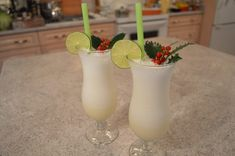 How to Make Santa Claus Melon Smoothies: Christmas in July Video