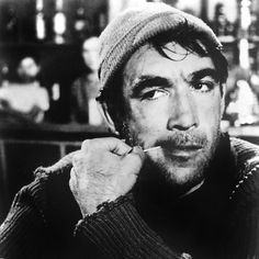 Antonio Rodolfo Quinn Oaxaca (April 21, 1915 – June 3, 2001), more commonly known as Anthony Quinn, was a Mexican-born American actor, painter and writer. He starred in numerous critically acclaimed and commercially successful films, including La Strada, The Guns of Navarone, Zorba the Greek, Guns for San Sebastian, Lawrence of Arabia, The Message and Lion of the Desert. Hollywood Actor, Classic Hollywood, Old Hollywood, Lion Of The Desert, Zorba The Greek, Lawrence Of Arabia, Anthony Quinn, True Detective, Crop Circles