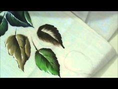Pintando Folhas - Parte 2